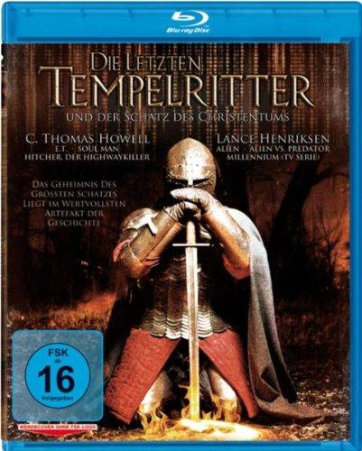 Die letzten Tempelritter und der Schatz des Christentums (Blu-ray)