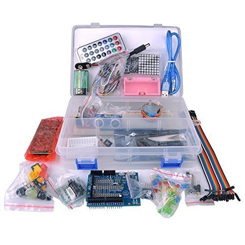 Kuman for arduino project complete starter kit with
