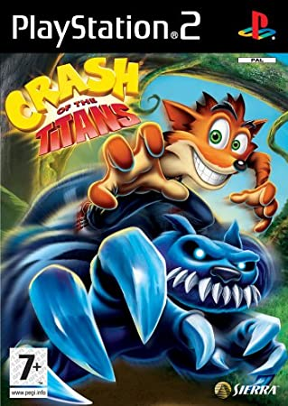 Crash of the Titans (PS2)