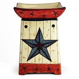 Blue Star Design Tart Warmer by TarrKenn