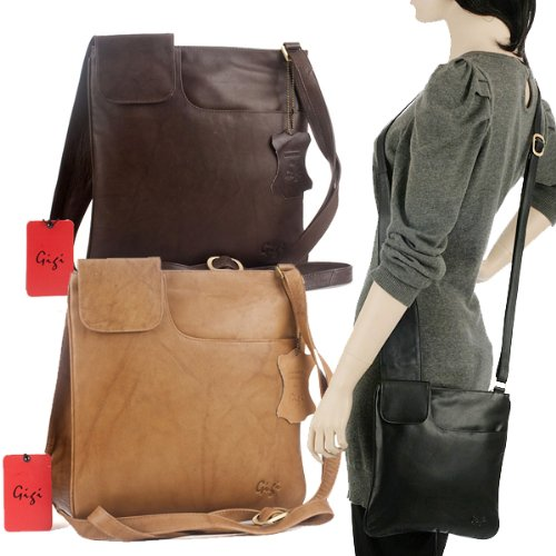 Gigi - Cross-Body Bag - Leather