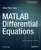 MATLAB Differential Equations Front Cover