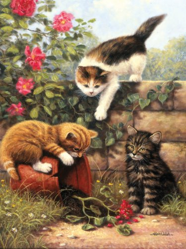 Royal & Langnickel Painting by Numbers Kittens at Play