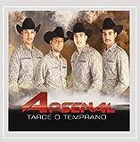 Tarde O Temprano by Arsenal