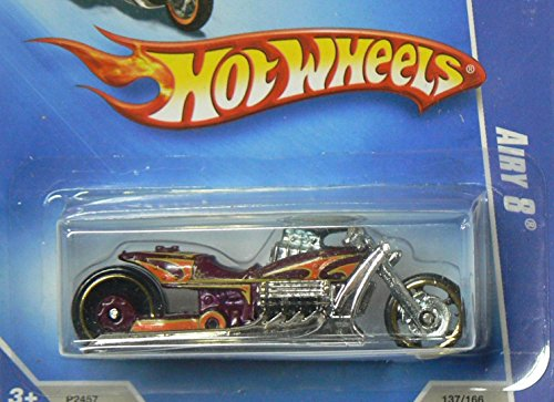 Hot Wheels Rebel Rides 01/10 Airy 8 137/166