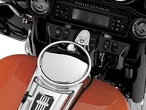 Kuryakyn Push Button Fuel Door Latch 1467