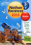 Nathan Vacances Maths- De la 5e vers...