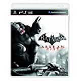echange, troc Batman: Arkham City + DLC Kostüm Batman Year 1 PS3 [Import allemande]