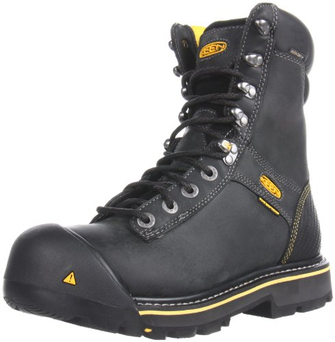 Keen Utility Men's Wenatchee 8-Inch Soft Toe Work Boot