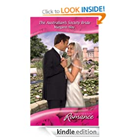 The Australian's Society Bride (Mills & Boon Romance)