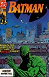Batman: Beneath the Streets of Gotham City, a Killer Stalks! (Vol. 1, No. 471, November 1991) (0471911003) by Bob Kane