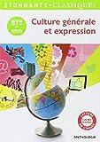 echange, troc Collectif - Culture générale et expression. BTS 1ère année