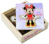 Minnie Wooden Mix and Match Dress-Up Play Set