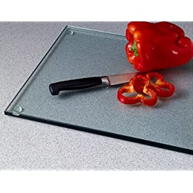 15 x 12 Clear Elite Cutting Board