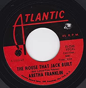 Aretha franklin 45vinylrecord i say a little prayer the for 45 house music