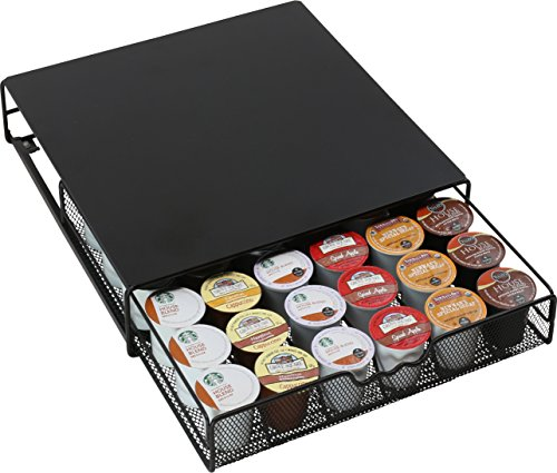 DecoBros K-cup Storage Drawer Holder for Keurig K-cup Coffee Pods (Keurig Cup Holder compare prices)