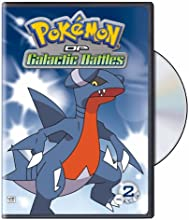 Pokemon DP Galactic Battles Volume 2