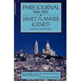 [(Paris Journal 1944-1955)] [by: Janet Flanner]