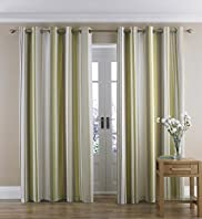 St Ives Striped Curtains