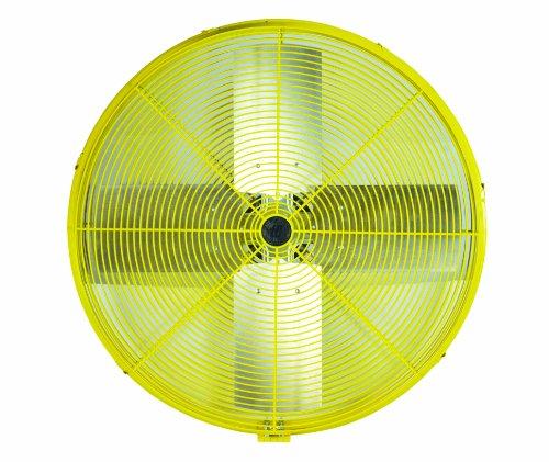 "Tpi Corporation Hdh-30-Jr Maximum Duty Industrial Circulator, Single Phase, 30"" Diameter, 120 Volt"