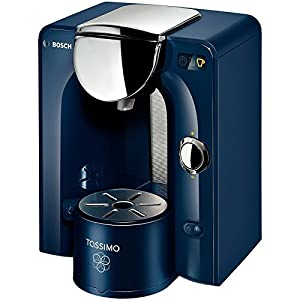 Bosch TAS5545 Tassimo T55 Charmy Multi-Getränke-Automat, ocean blau