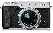 FUJIFILM プレミアムコンパクトデジタルカメラ X30 シルバー FX-X30S