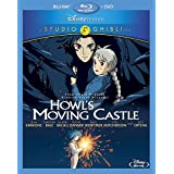Howl&#39;s Moving Castle (Two-Disc Blu-ray/DVD Combo) ~ Jean Simmons