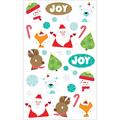 Mrs Grossman Christmas Joy Stickers - 1