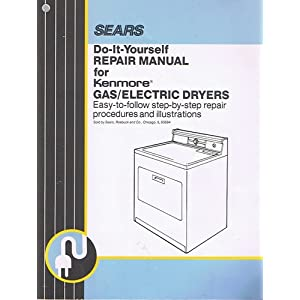 Image Result For Kenmore Electric Dryer No Heat