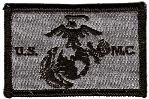 USMC Tactical Patch - ACU/Foliage by Gadsden and Culpeper marxism and darwinism