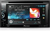 Pioneer AVH-X3500DAB CD/DVD Tuner with 6.1 inch Touchscreen: Amazon.co.uk: Electronics