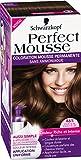 Schwarzkopf Perfect Mousse - Coloration Permanente - Châtain Chocolat 465