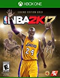 NBA 2K17- Legends Gold - Xbox One