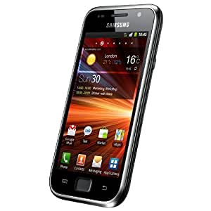 Samsung Galaxy S Plus I9001 Smartphone (10,16 cm (4 Zoll) Display, Touchscreen, 5 Megapixel Kamera, Android Betriebssystem) schwarz