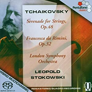 Serenade for Strings Op.48 /