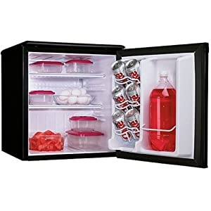 Low Price Danby DAR195BL 1.8 cu.ft. All Refrigerator –  Black