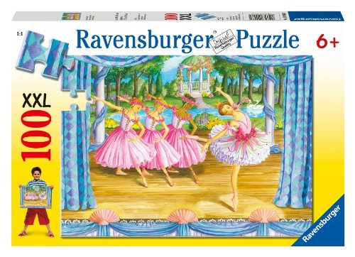 Ballet World Puzzle, 100-Piece