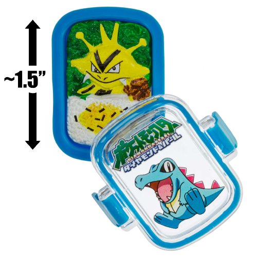 "Electabuzz ~1.5"" Pokemon Bento Mini-Eraser Series #3 (Japanese Import) - 1"