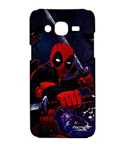 Deadpool Attack - Sublime Case for Samsung Grand Prime