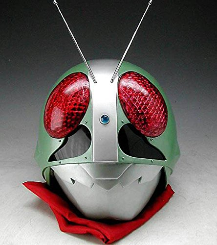 V1 Kamen Rider Mask Helmet Cartoon Comic Tv Costume Cosplay Replica Props 1:1