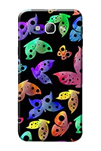 Samsung Galaxy A8 Designer Cover Kanvas Cases Premium Quality 3D Printed Lightweight Slim Matte Finish Hard Back Case for Samsung Galaxy A8
