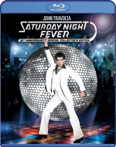 Cover art for  Saturday Night Fever [Blu-ray]