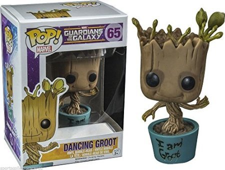 Figurine Pop! Marvel: Guardians of the Galaxy  Ravagers Logo Danci...