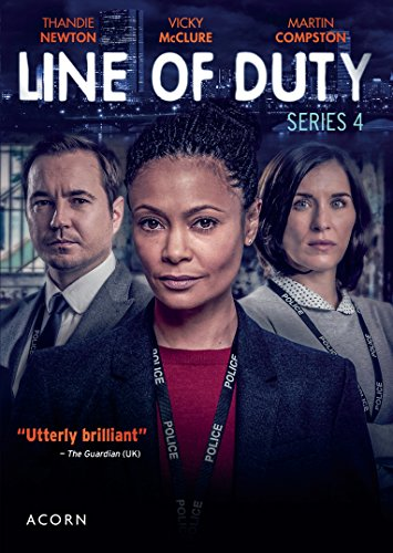 DVD : Line Of Duty: Series 4 (DVD)