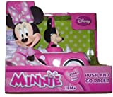 Disney's Minnie Mouse Push and Go Racer Car, Lark, Amuse, Trifle, Twiddle