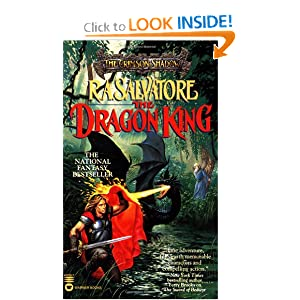 The Dragon King (Crimson Shadow) - R. A. Salvatore