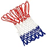 Spalding 8279S All-Weather Basketball Net (Red/White/Blue)