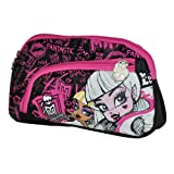 Monster High - 85013 - Fourniture Scolaire - Monster High - Trousse Double Zip