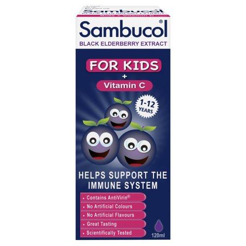 Sambucol for Children Black Elderberry Extract 120ml