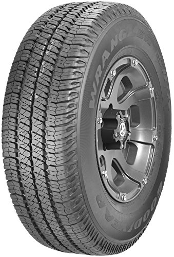 Goodyear Wrangler SR-A All Terrain Radial Tire - 275/60R20 114S (Goodyear Mud Tires compare prices)